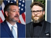 Ted Cruz Hammers 'Moron' Seth Rogen: Your Side Shuts Down Businesses