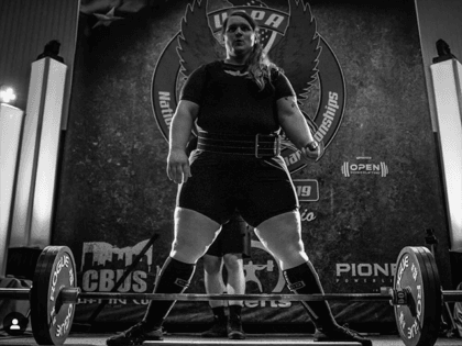 Transgender Athlete Sues USA Powerlifting for Not Allowing Him to Compete in Women's Division