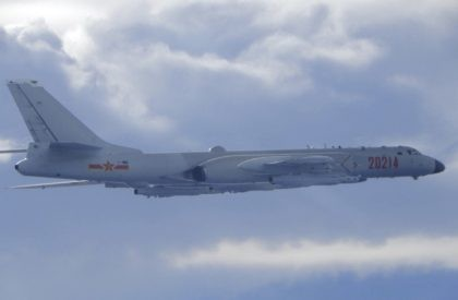 Taiwan Reports Second Day of Incursions by Chinese Warplanes