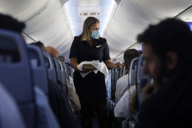 Flight Attendants Union Calls for Trump Rioters to Banned from Flights Homes