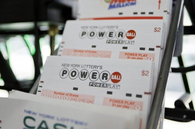 $640 Million Jackpot Tonight