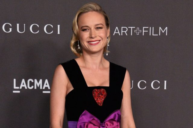 Brie Larson to star in drama series `Lessons In Chemistry`