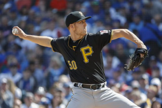 Yankees acquire starter Jameson Taillon from Pirates