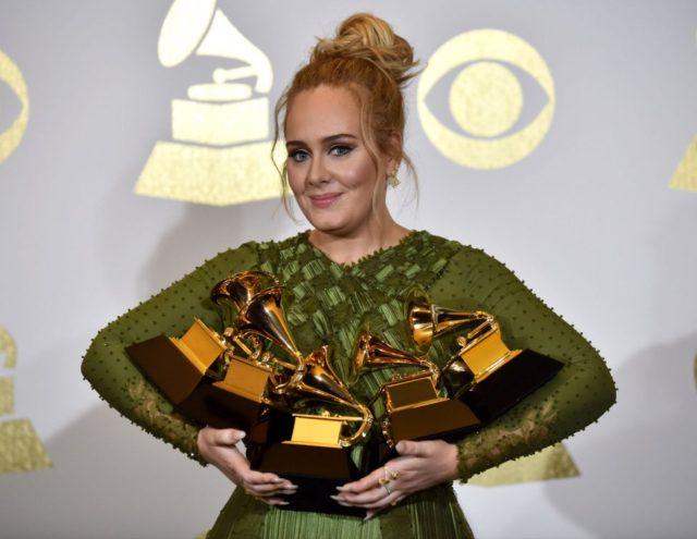 Adele's '21' turns 10, singer calls album 'old friend'