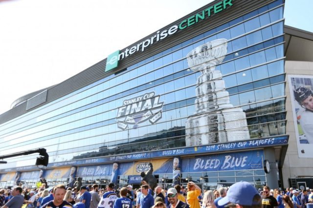Golden Knights, Blues Game Thursday Postponed Due to COVID
