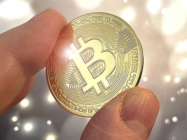 Photo by: STRF/STAR MAX/IPx 2021 2/14/21 Bitcoin nears $50,000 as it reaches new record on Sunday, rising above $49,000 for the first time.