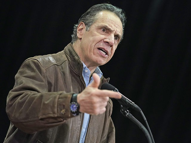 Cuomo's Office Denies Sexual Harassment Charges | WSKGWSKG