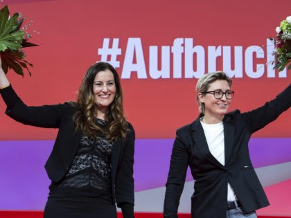 German Left, Descendent of Old East German Communist Party, Picks New Leaders