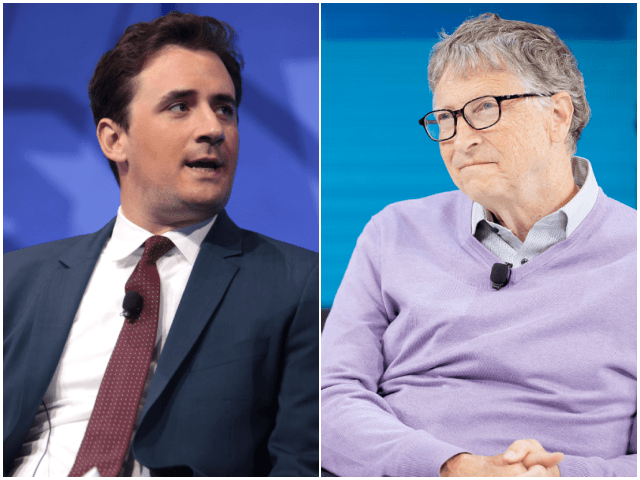 Populist vs. Globalist: Alex Marlow Media Exposé Tops Bill Gates Global Warming Book on Amazon