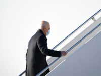 Joe Biden Again Travels 'Home' Amid CDC Travel Restrictions