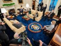 Bipartisan Senators, Joe Biden Strike Infrastructure Deal