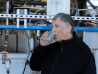 Nolte: Bill Gates Drinks Poop Juice and Pretends to Be a Scientist