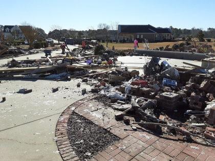 CRCI Brunswick County Tornado Relief