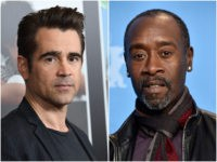 Don Cheadle, Colin Farrell Back $2,400 Monthly Payments to Moms