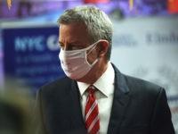 NYC Mayor Bill de Blasio: Wear Two Masks Until June