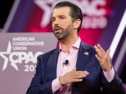 Exclusive–Donald Trump Jr.: Working Class Americans Will Foot the Bill for Joe Biden's Mass Immigration