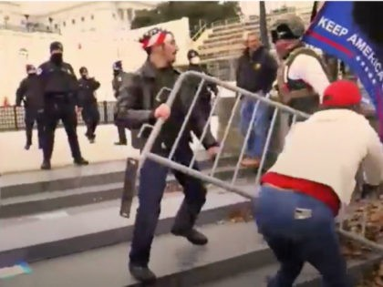 Edited Impeachment Tape of Capitol Riot