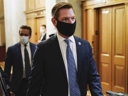 Eric Swalwell (Joshua Roberts-Pool / Getty)
