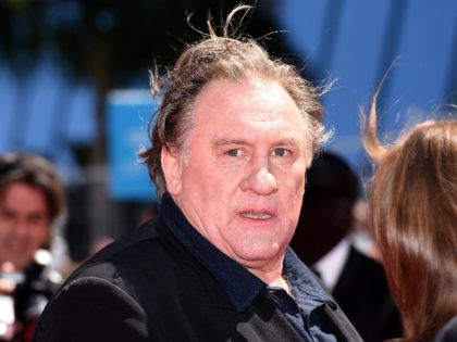 "CANNES, FRANCE - MAY 22: Actor Gerard Depardieu attends the Premiere of ""Valley Of Love"" during the 68th annual Cannes Film Festival on May 22, 2015 in Cannes, France. (Photo by Ben A. Pruchnie/Getty Images)"