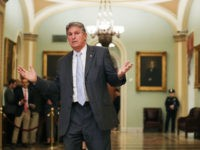 Joe Biden Meeting with Joe Manchin to Discuss Limited Infrastructure Plan