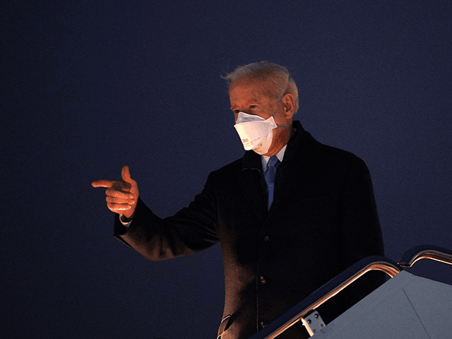 Iranian Media Hints Joe Biden Syria Bombing Meant to Help Islamic State