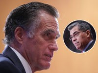 Mitt Romney Tells Becerra: You and I Won't 'Reach Common Ground' on Partial-Birth Abortion