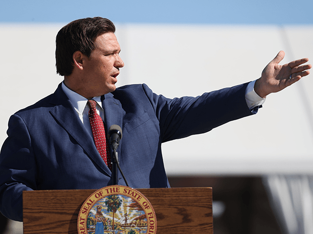 Gov. Ron DeSantis Vows Florida Businesses, Schools Will Stay Open in State of the State Address