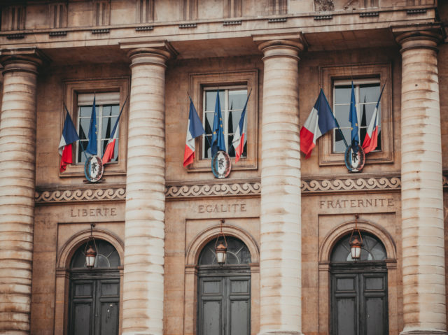 Paris France palace of justice palais de justice is the center of the french legal system