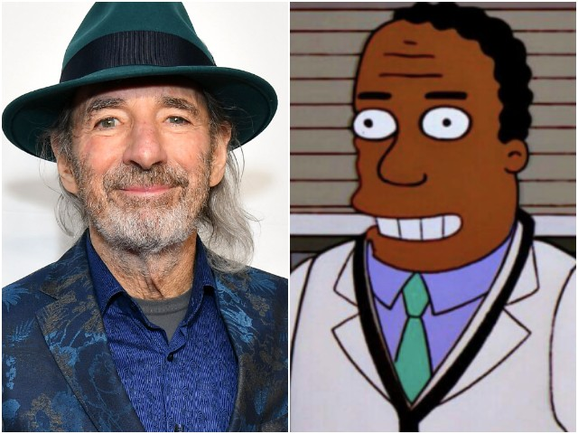 'The Simpsons' Finds Black Actor to Replace Harry Shearer as Voice of Dr. Hibbert