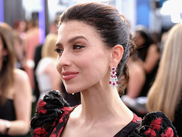 LOS ANGELES, CA - JANUARY 27: Hilaria Baldwin attends the 25th Annual Screen ActorsGuild Awards at The Shrine Auditorium on January 27, 2019 in Los Angeles, California. 480595 (Photo by Dimitrios Kambouris/Getty Images for Turner)