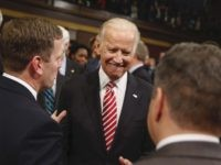 Blue State Blues: Why Won't Joe Biden Give a Speech to Congress?