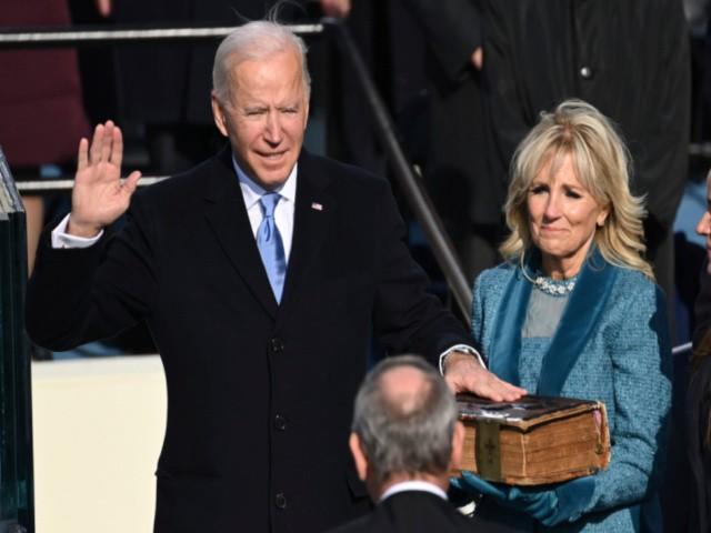 Nolte: Only 17% of Trump Supporters Believe Joe Biden Legitimately Elected
