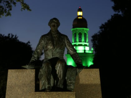 Judge Baylor Statue