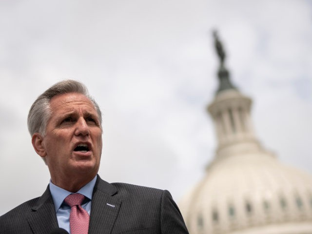 Exclusive: After 2020 Gains, Kevin McCarthy Eyes House GOP Majority, Speaker's Gavel in Midterms