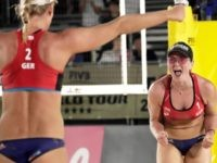 Beach Volleyball Stars Force Bikini Rule Change at Qatar Tourney