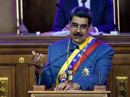 U.N. Human Rights Chief Smiles Through Online Chat with Human Rights Abuser Maduro