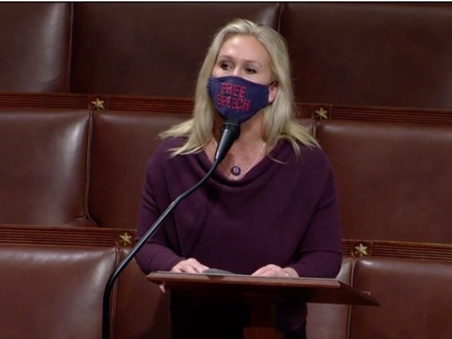 Majorie Taylor Green Defends Herself Before the House