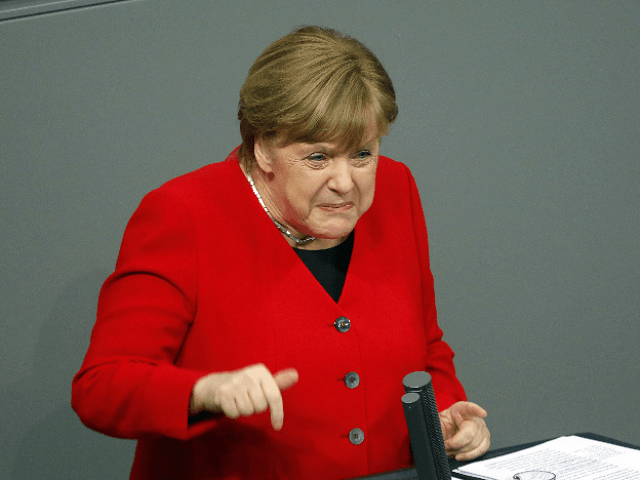 EU Solidarity Cracks as Merkel's Germany Tightens Borders Against Neighbours