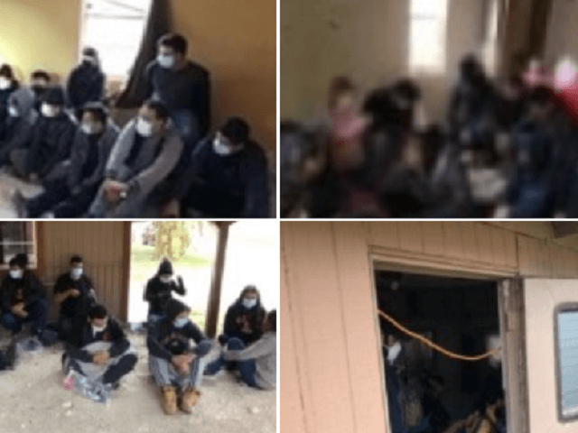Four human smuggling stash house operations in South Texas on Thursday led to the arrest of 68 migrants. (Photos: U.S. Border Patrol/Rio Grande Valley Sector)