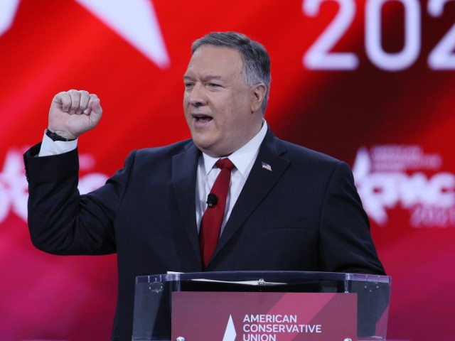 Mike Pompeo at CPAC: We Were Willing to Challenge the Elites