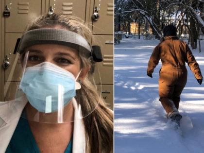 Nurse Emily Grigsby Helps Texas Neighbors