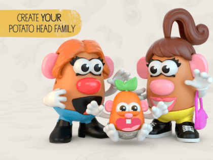 Toys from the Potato Head Family promotional video. (Hasbro)