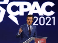 Matt Gaetz Rips Corporate Wokeism, Big Government, Big Tech in CPAC Speech