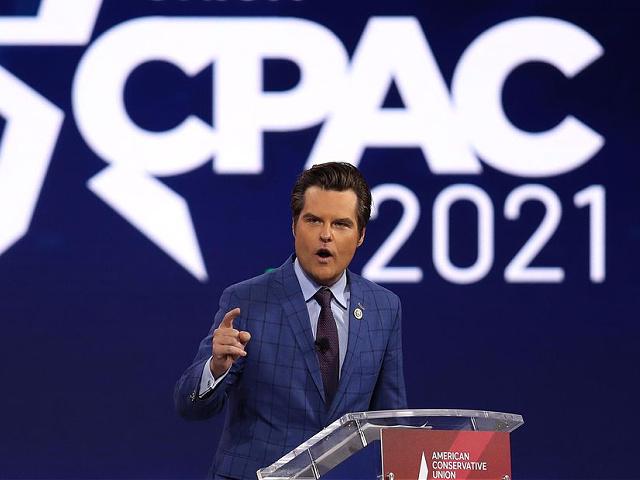 Matt Gaetz Rips Corporate Wokeism, Big Government, Big Tech in CPAC Speech thumbnail