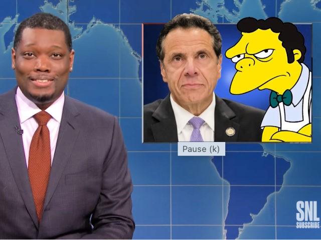 SNL Weekend Update, Andrew Cuomo