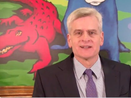 Sen. Cassidy Explains Why He Voted to Convict Trump