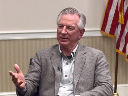 Sen. Tuberville: DHS Secretary Mayorkas 'Must Either Be an Idiot or Doesn't Know What He Is Doing'