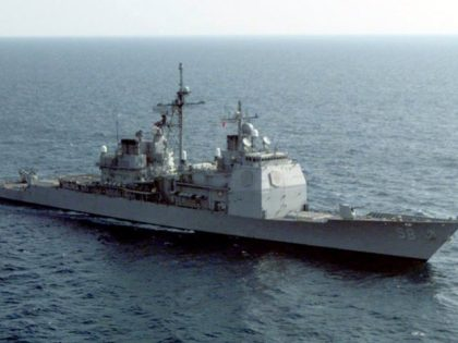Two U.S. Navy Ships in Middle East with Coronavirus Outbreaks Ordered Back to Port