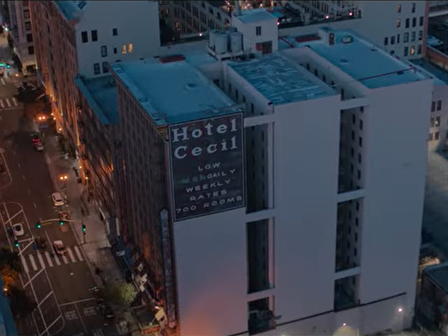 Crime Scene: The Vanishing at the Cecil Hotel   Official Trailer   Netflix