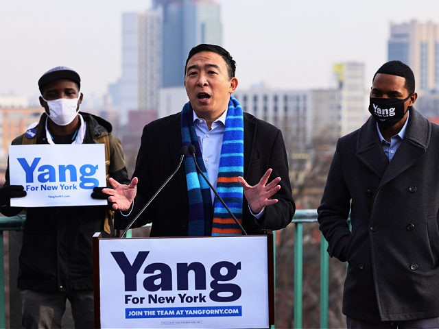 Andrew Yang Surrenders: Backtracks on Pro-Israel Tweet
